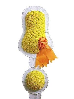 Sarı Güzellik Düğün Çiçeği, Nişan ve Açılışların Gözdesi