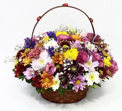 Çiçek Sepeti