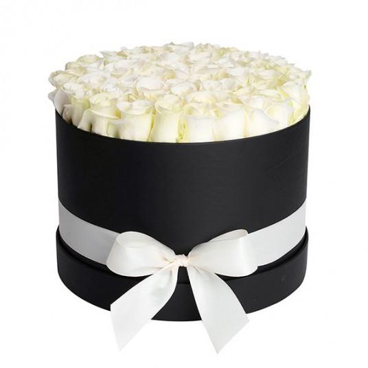 Kutuda Beyaz Masum Güller