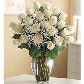 Sevgiliye Beyaz Buketi