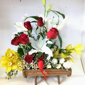 To My Love, Çiçek Siparişi