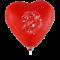Kalp Balon - +4,00TL